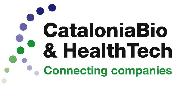 Resultat d'imatges de cataloniabio health tech logo